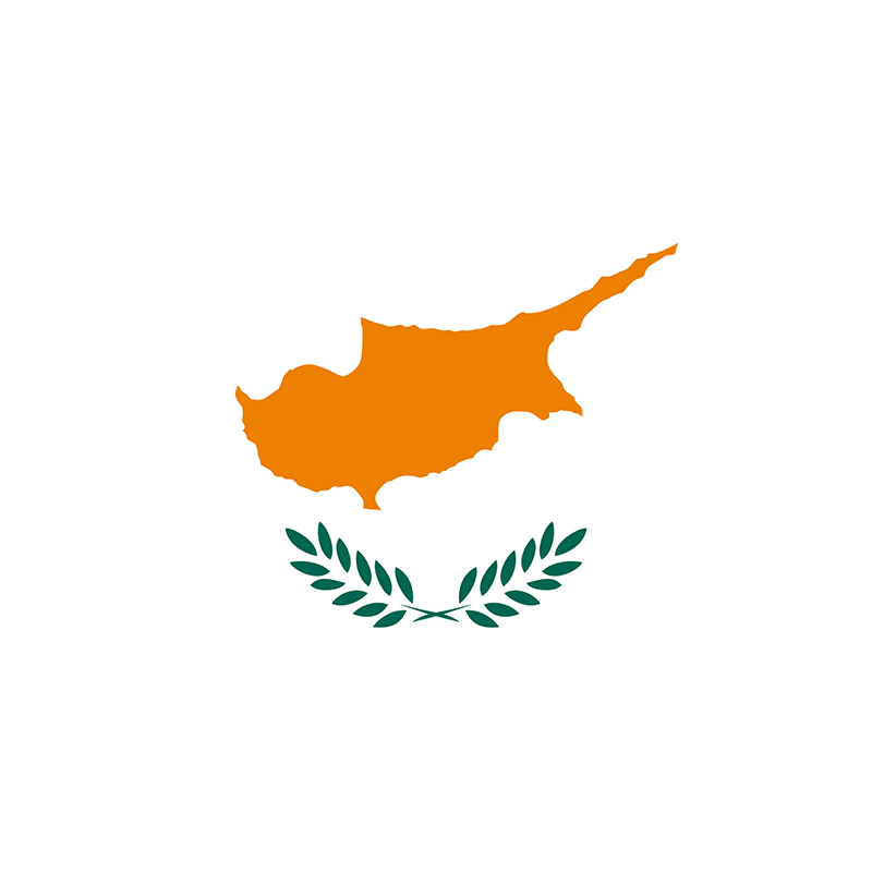 PKP Group of Companies Why Cyprus - Cyprus map