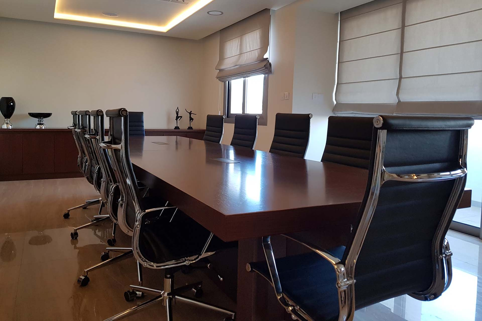 PKP Group Home page - Conference room