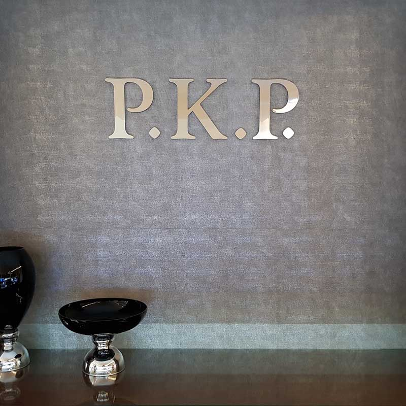 PKP Group of Companies Home page - PKP Group sign